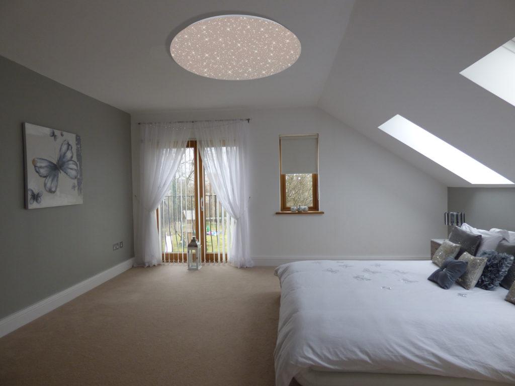die beste leuchte f r das schlafzimmer leuchten selber. Black Bedroom Furniture Sets. Home Design Ideas